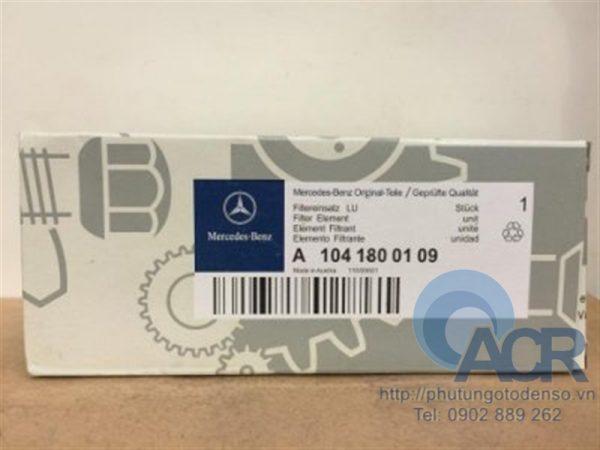 Lọc dầu máy Mercedes C180, C200, W203 -A1041800109
