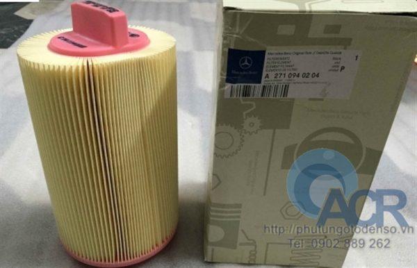 Lọc gió động cơ Mercedes C180, C200 W203 A2710940204_11 (1)