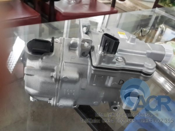 Lốc nén điện điều hòa ô tô Lexus RX 450 Hybrid