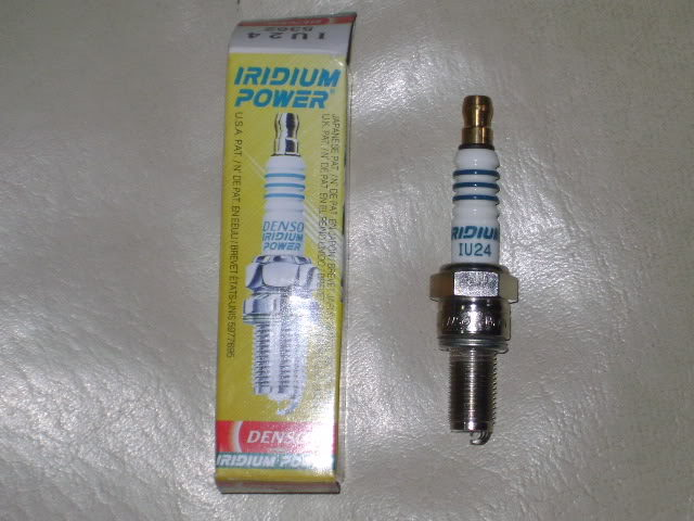 Bugi Denso Iridium Power IU24