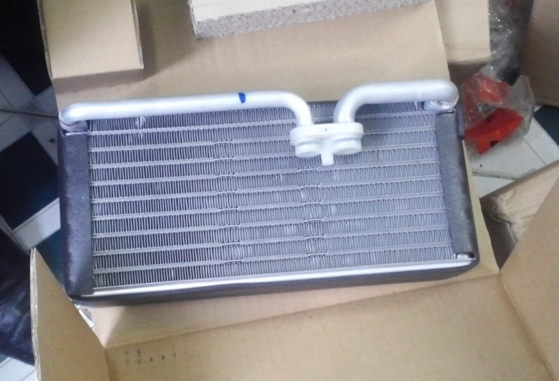 Dàn lạnh sau Toyota Prado, GX470