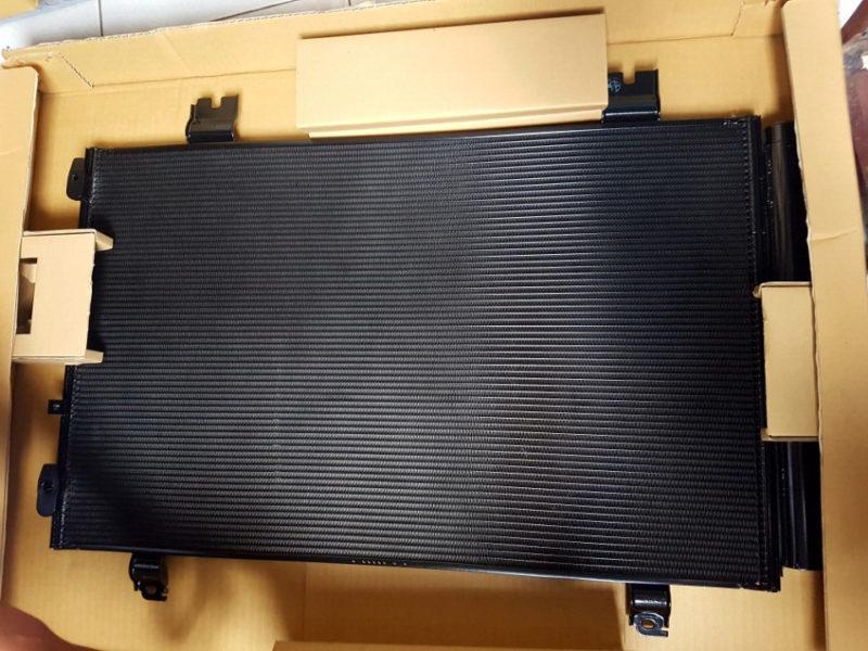 Dàn nóng điều hòa ô tô Lexus LS460 2010