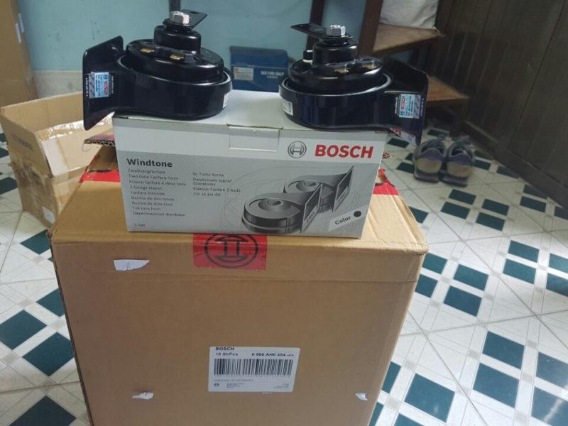 Còi sên Bosch 24V