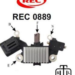Tiết chế chỉnh lưu máy phát điện HITACHI 24V,