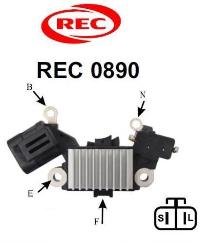 Tiết chế chỉnh lưu máy phát điện HINO, HITACHI, NIKKO 24V,