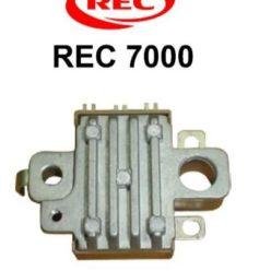 Tiết chế chỉnh lưu máy phát điện ISUZU 24V,