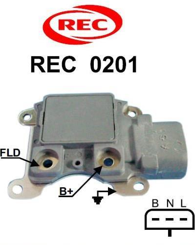 Tiết chế chỉnh lưu máy phát điện FORD 12V,