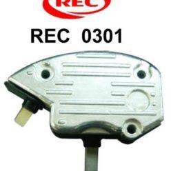 Tiết chế chỉnh lưu máy phát điện LUCAS 12V,