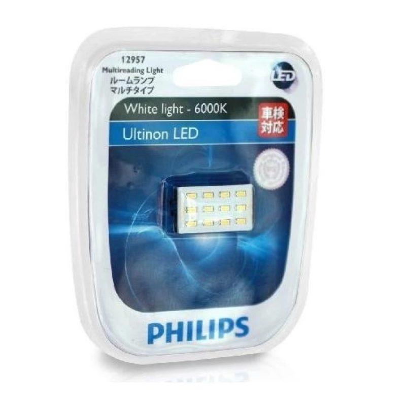 Đèn đọc sách đa năng trong xe Philips Ultinon Led