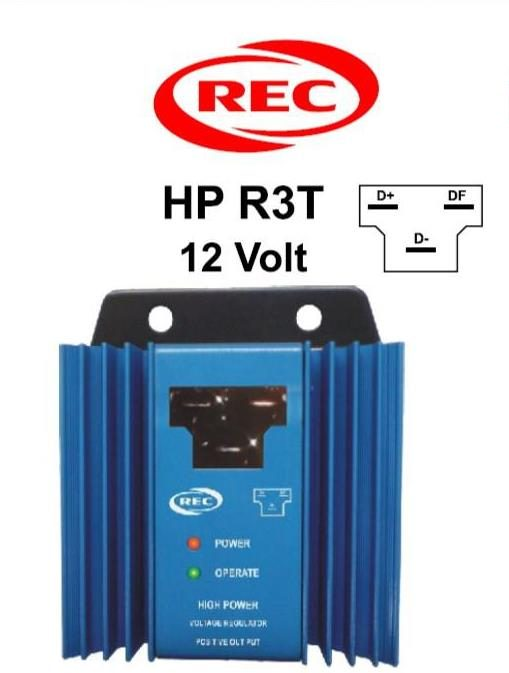 Tiết chế máy phát điện Bosch 12V 0-192-033-001, 0-192-033-002