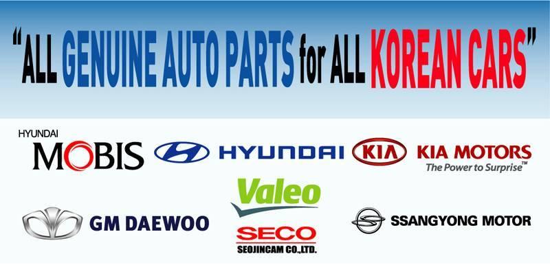 Phụ tùng ô tô Hàn quốc
