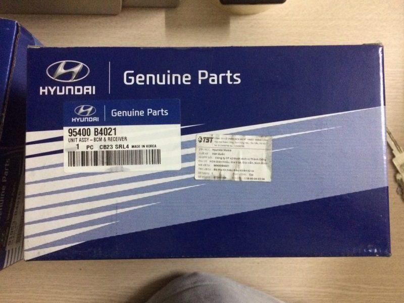 Hộp BCM Hyundai Grand i10