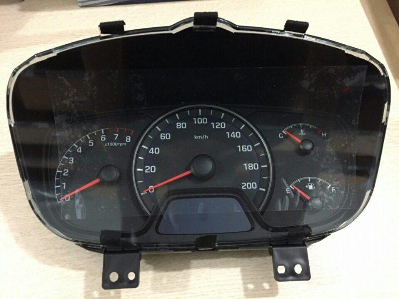 Đồng hồ táp lô Hyundai Grand i10