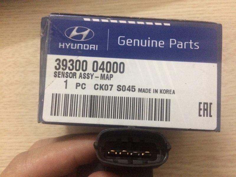 Cảm biến lưu lượng khí nạp Hyundai Grand i10