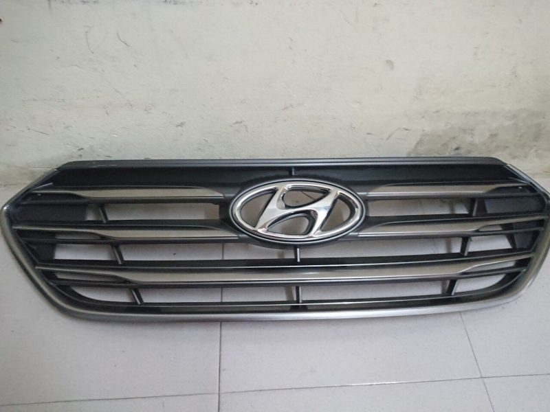 Ca lăng Hyundai SantaFe 2016