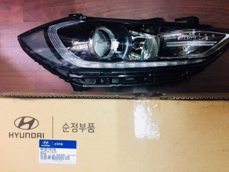 Đèn pha Hyundai Elantra