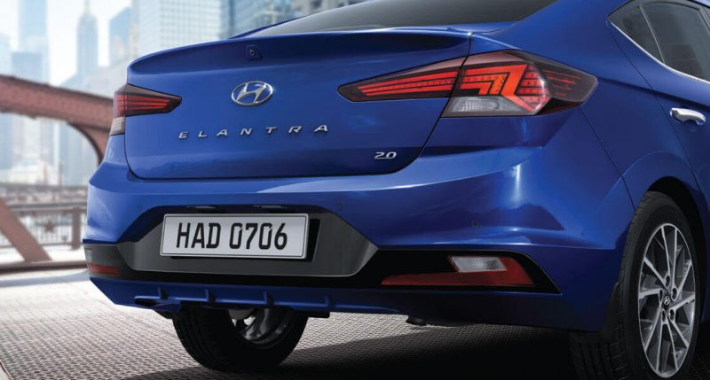 Đèn cản sau Hyundai Elantra 2019