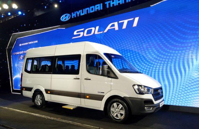 Má phanh sau Hyundai Solati